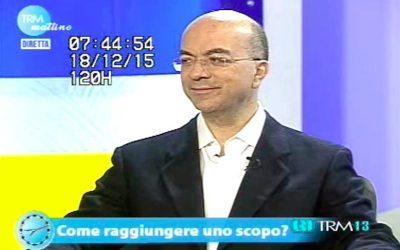 Francesco Oliviero in tv su benessere e autoguarigione